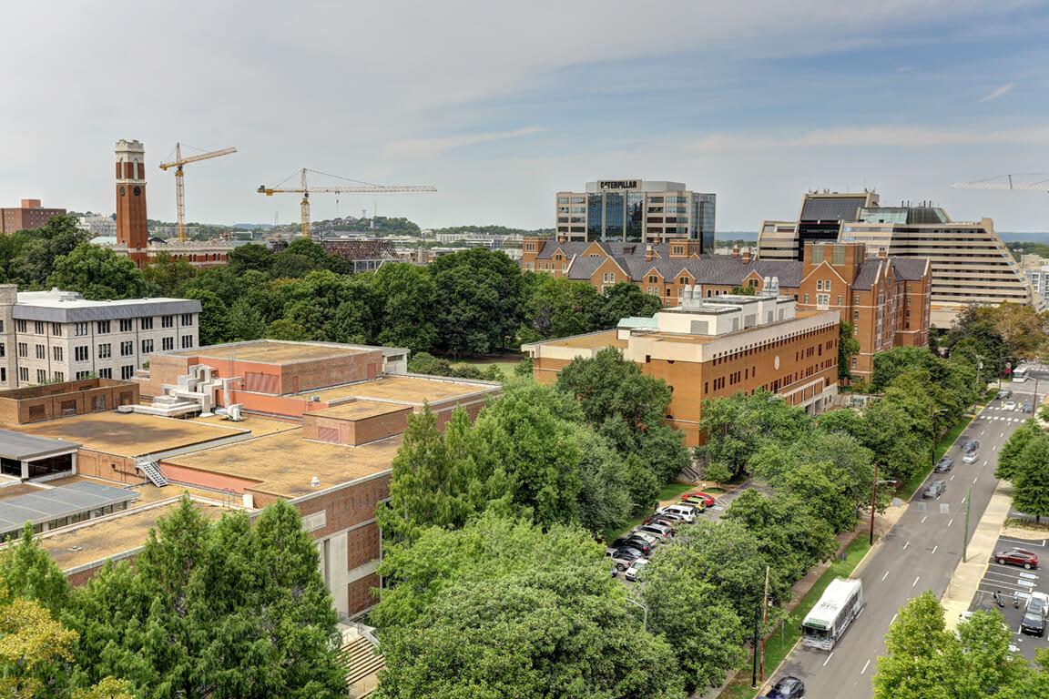 Breathtaking Panoramic View at Aertson Midtown, Nashville, TN