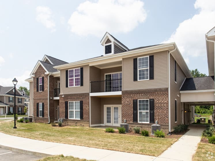 Beautiful Exterior Finishes!