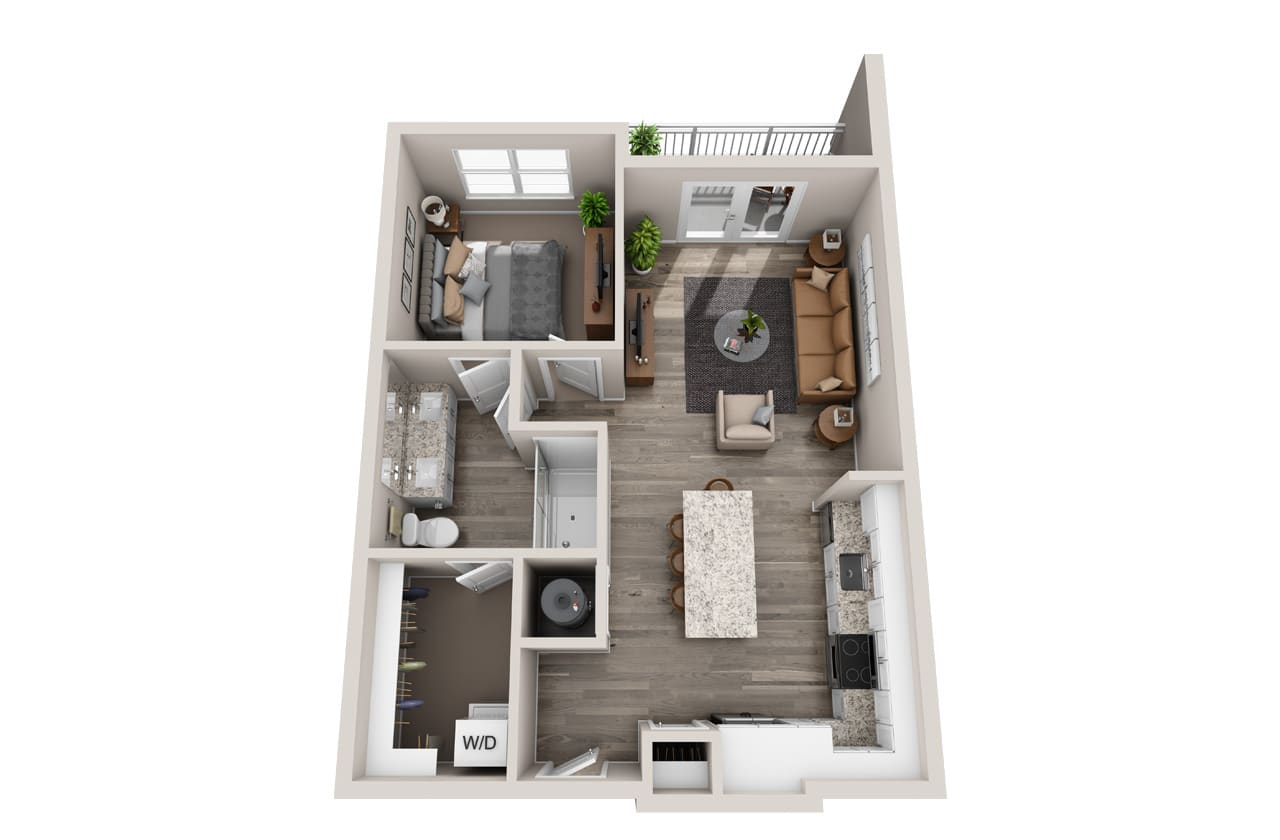 Beryl Floor Plan