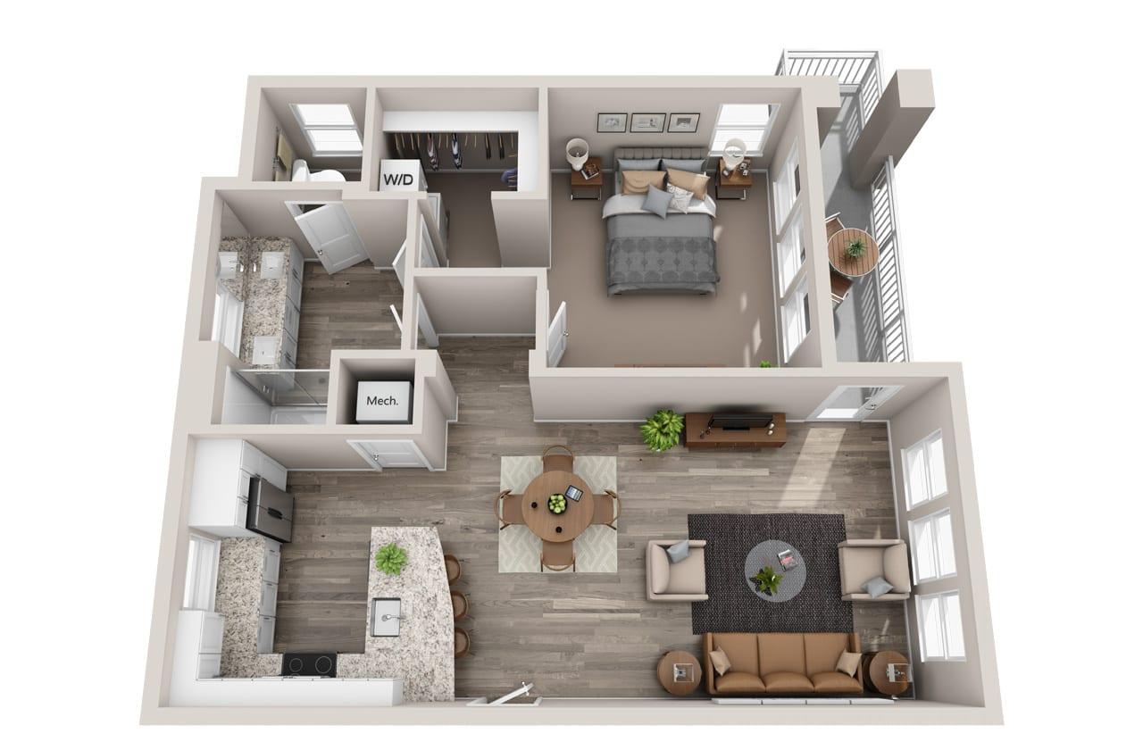 Lapis Floor Plan