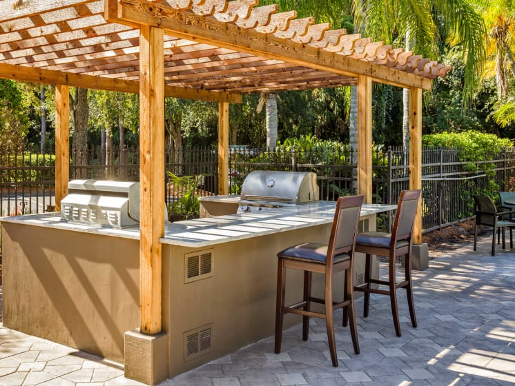 Outdoor Kitchen Outdoor Grilling Grand Reserve Tampa Fl 33647
