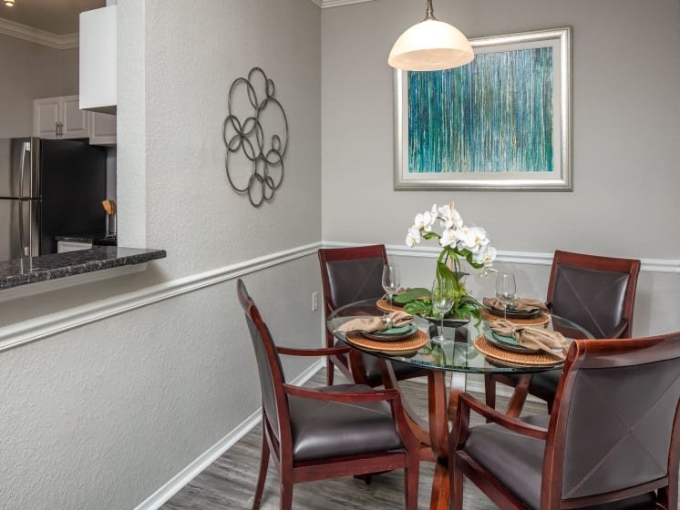 Dining Room Grand Reserve Tampa Fl 33647