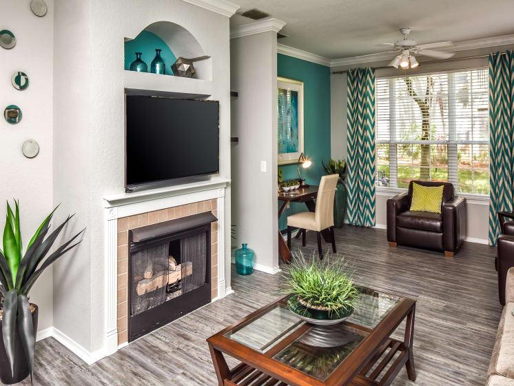 Fireplace Grand Reserve Tampa Fl 33647