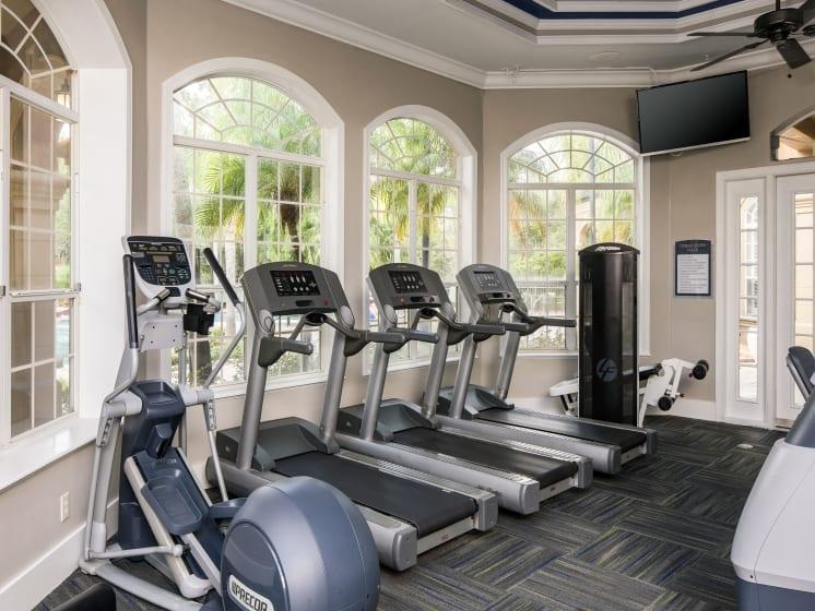Fitness Center Grand Reserve Tampa Fl 33647