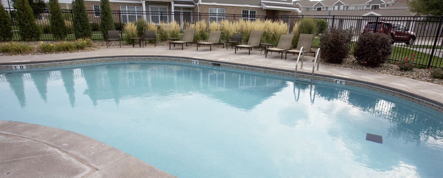 Resort Inspired Pool at Legacy Commons, 17011 Wright Plaza, 68130