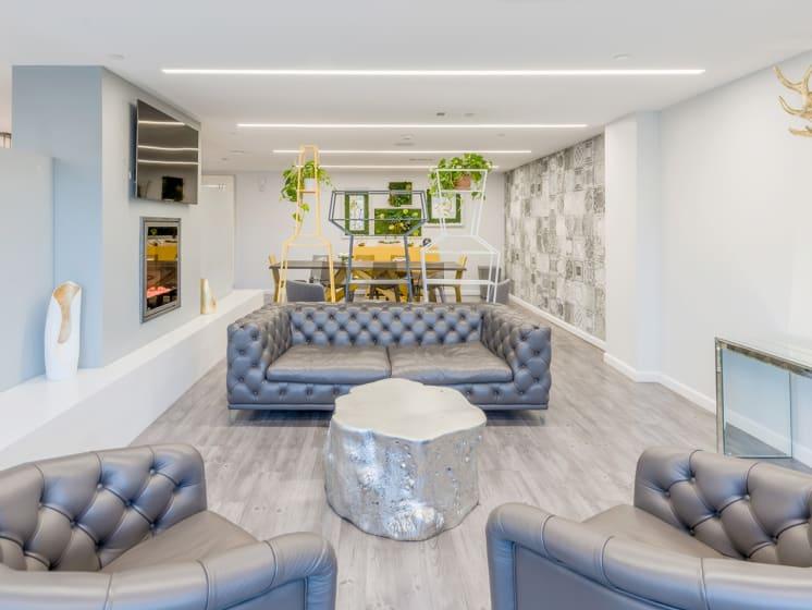 Nova Brighton Lobby