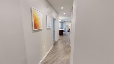 Large 2-bedroom floor plan