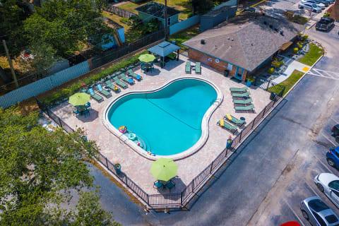 Pool at Watermarc