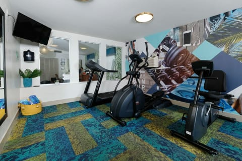 Fitness Center at Watermarc