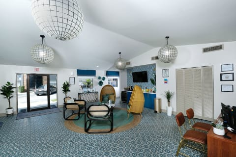 Club House at Watermarc