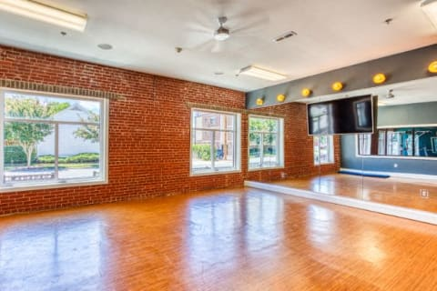 Fitness Studio at CityView Apartments, North Carolina, 27406