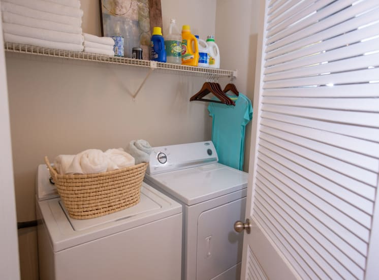 Walton at Columns Dr, East Cobb Marietta In-Home Laundry Connections