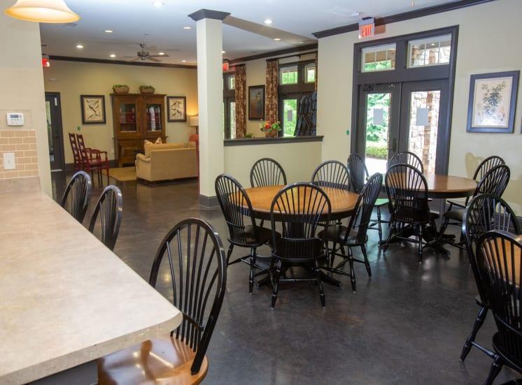 Walton at Columns Dr, East Cobb Marietta  Community Room