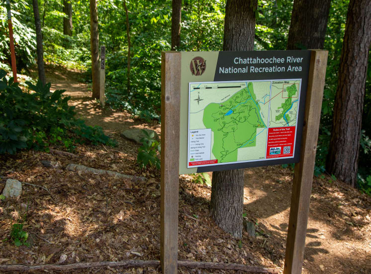 Walton at Columns Dr, East Cobb Marietta Chattahoochee National Recreation Area Access