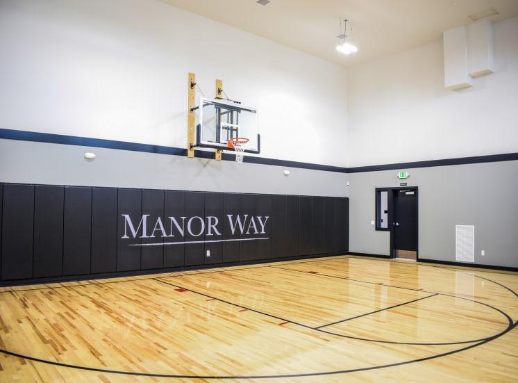 Indoor Sports Court at Manor Way, WA 98204
