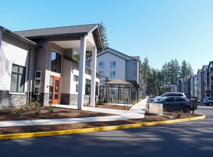 Leasing Office at Manor Way, Everett