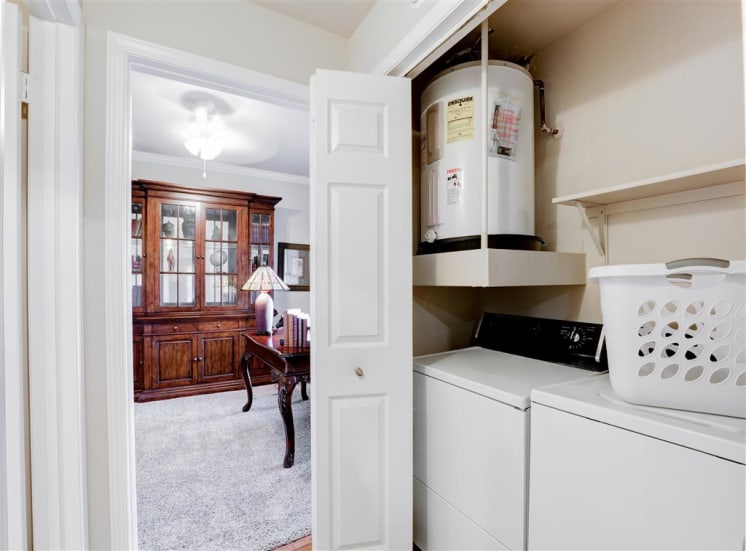 Washer and Dryer in Saddle Brook Apartments in North Dallas, TX, For Rent. Now Leasing 1, 2 and 3  bedroom apartments.