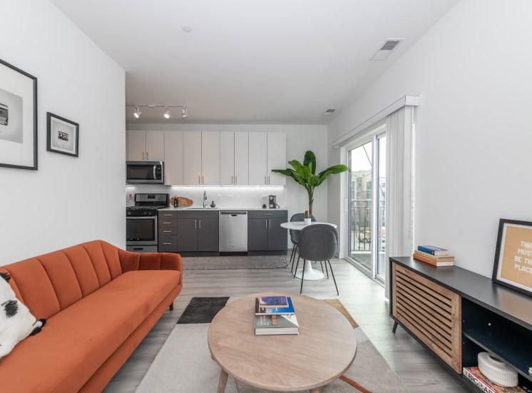 Sleek, Contemporary Spacious Homes