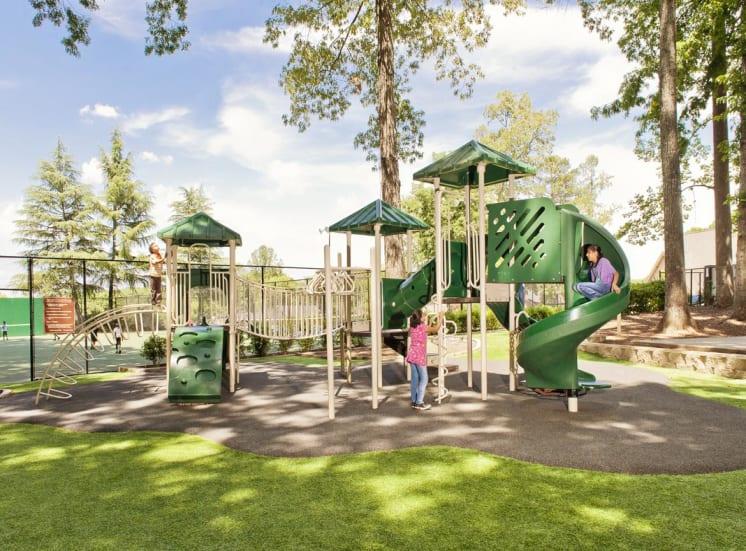 Children's Playground at Walton at Columns Drive, Marietta