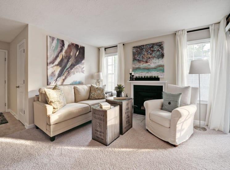 Luxurious Interiors at Walton at Columns Drive, Georgia, 30067