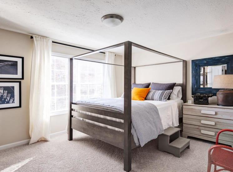 Spacious Bedrooms at Walton at Columns Drive, Marietta, GA