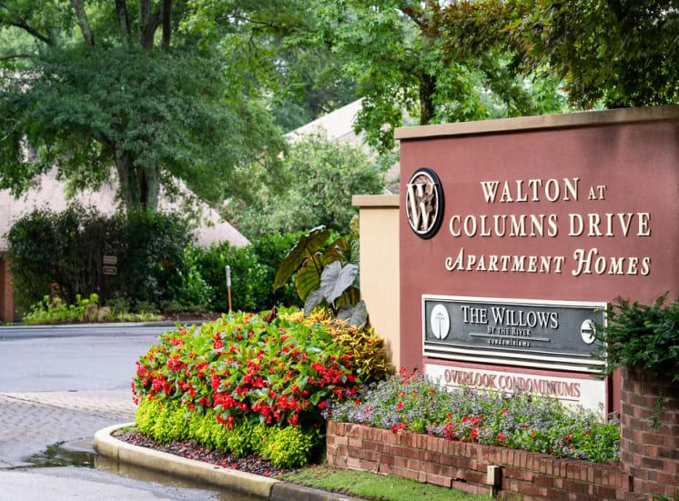 Grand Entry at Walton at Columns Drive, Marietta, GA, 30067