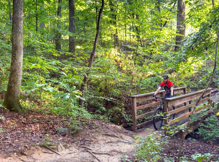 Nearby Nature Trails at Walton at Columns Drive, Marietta, 30067