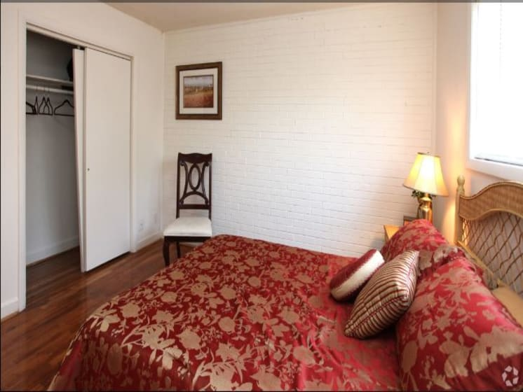 First Bedroom Model View