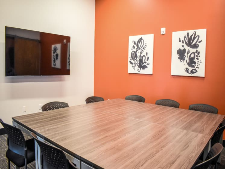 Conference Room at Manor Way Apartments, Everett