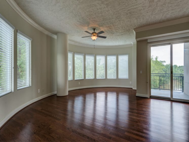 living room apartments in downtown houston