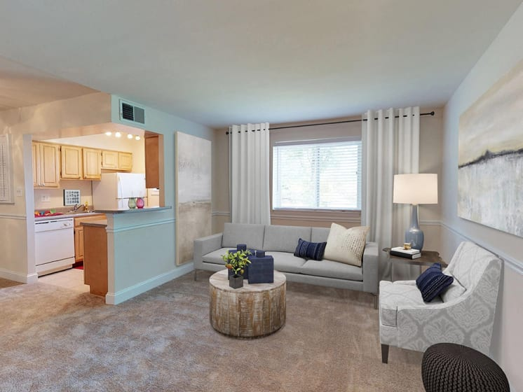 modern apartment unit complete with amenities near bren mar