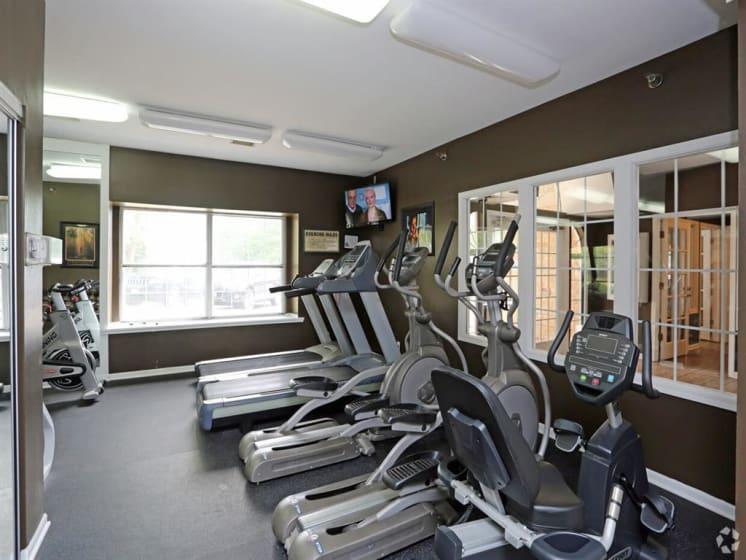 State Of Art Fitness Center at Deer Run Apartments, Brown Deer, Wisconsin