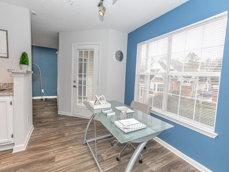 Work Space at Tramore Village Apartment Homes, Austell, GA