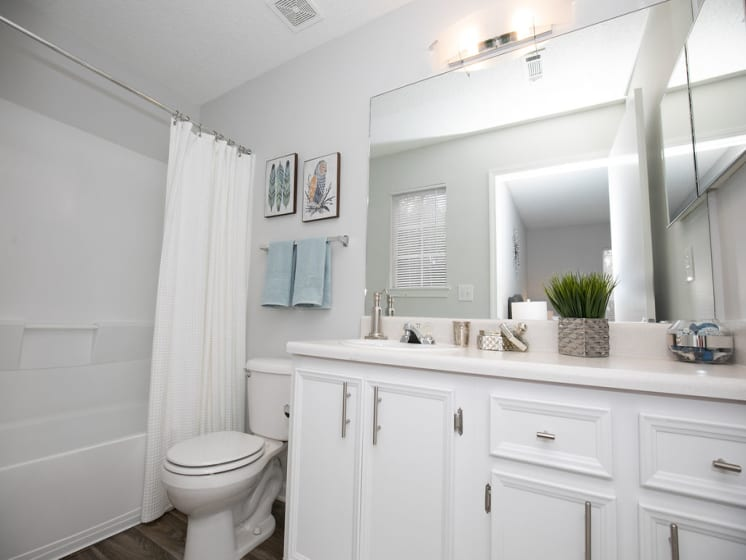 Luxurious Bathroom at Tramore Village Apartment Homes, Austell