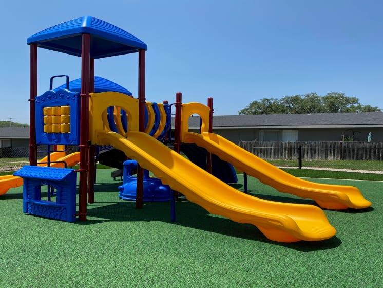 playground in san antonio tx apartments