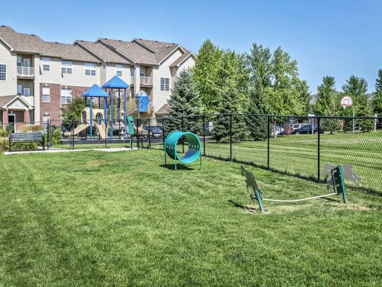 Green Friendly Community at Landings Apartments, The, Bellevue, Nebraska