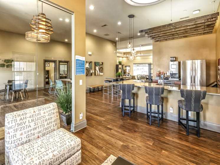 Recreation And Relaxation at Landings Apartments, The, Bellevue, NE