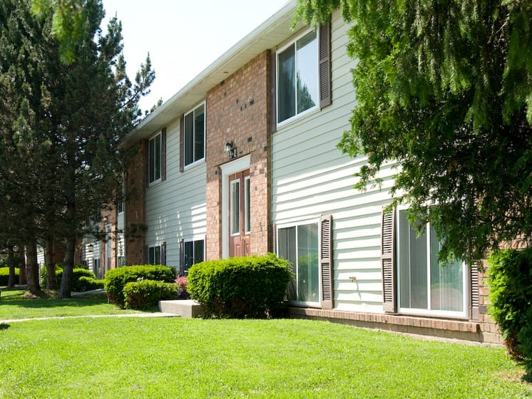 View of Property at Bradford Manor Apartments, Hamlin, NY
