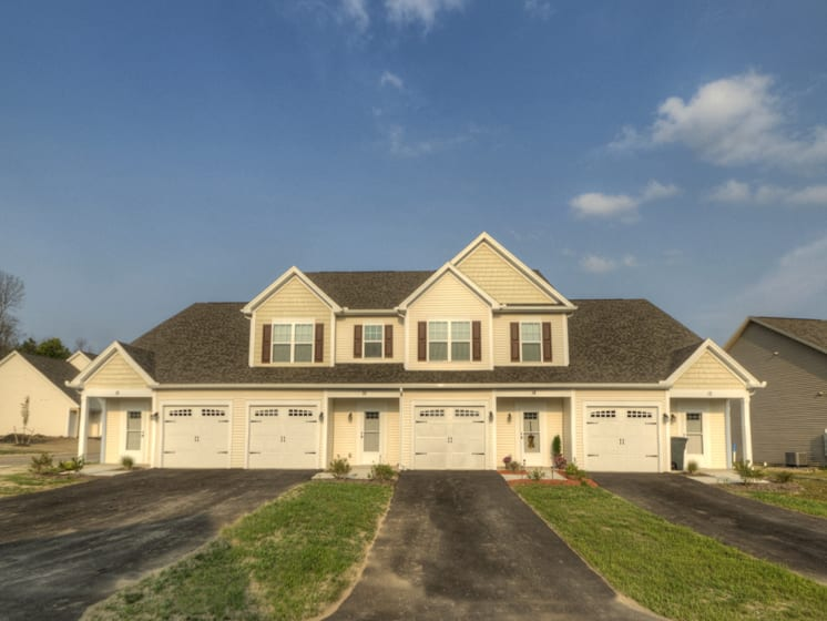 Premier Townhome Community at Townhomes at Pleasant Meadows, Lancaster, 14086