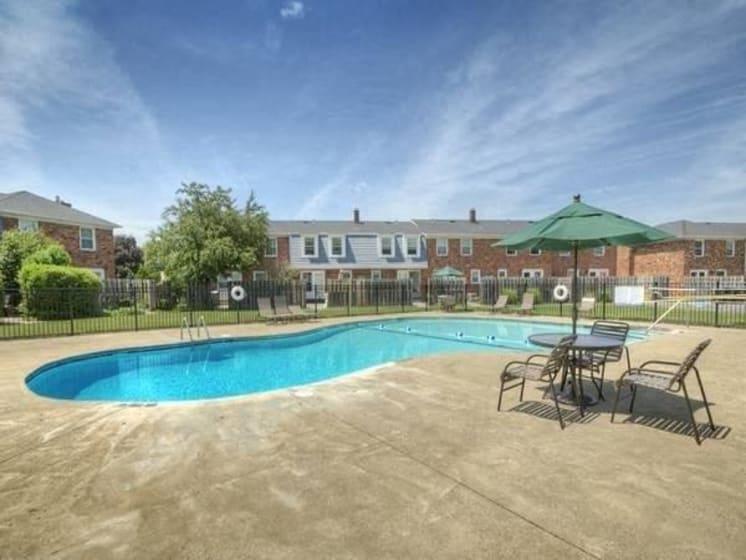 Beautiful Swimming Pool