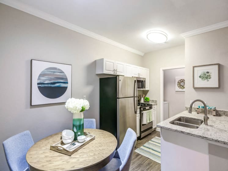 Renovated Kitchen, Riverstone at Owings Mills