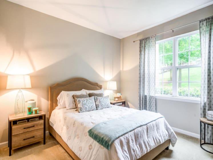 Bedroom, Riverstone at Owings Mills