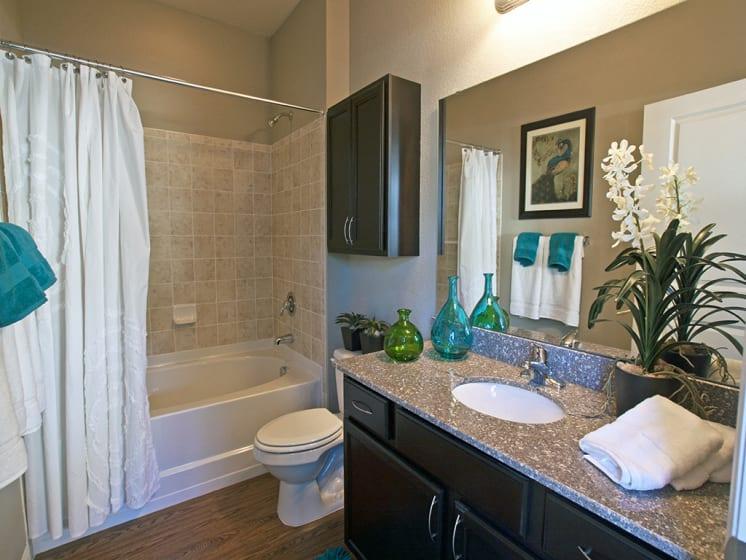 Spacious Bathrooms With Soaking Tubs at Phillips Mallard Creek Apartments, NC 28262