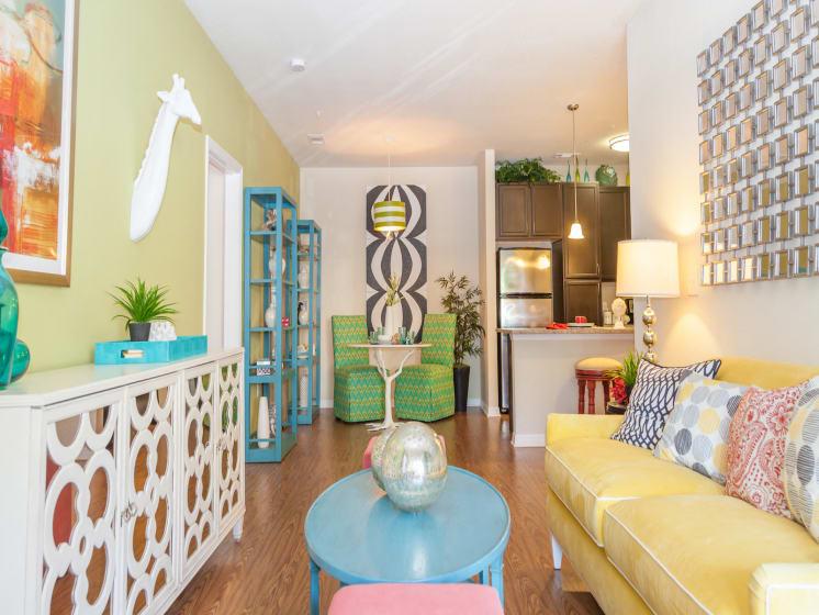 Renovated Interiors at Phillips Mallard Creek Apartments, 28262