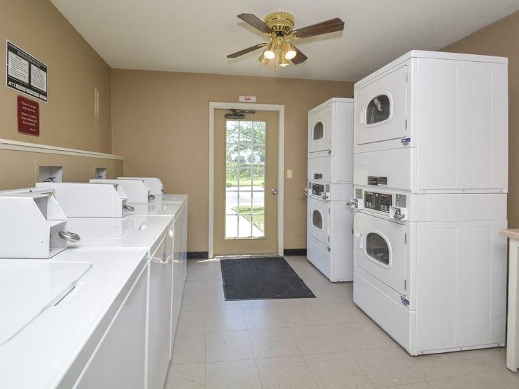 Laundry Facilities in Community