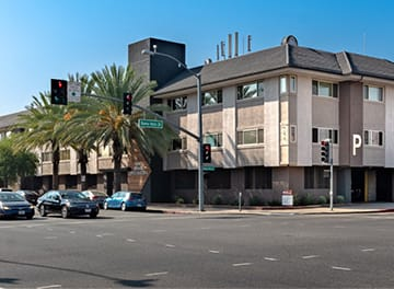 Burbank Office Building