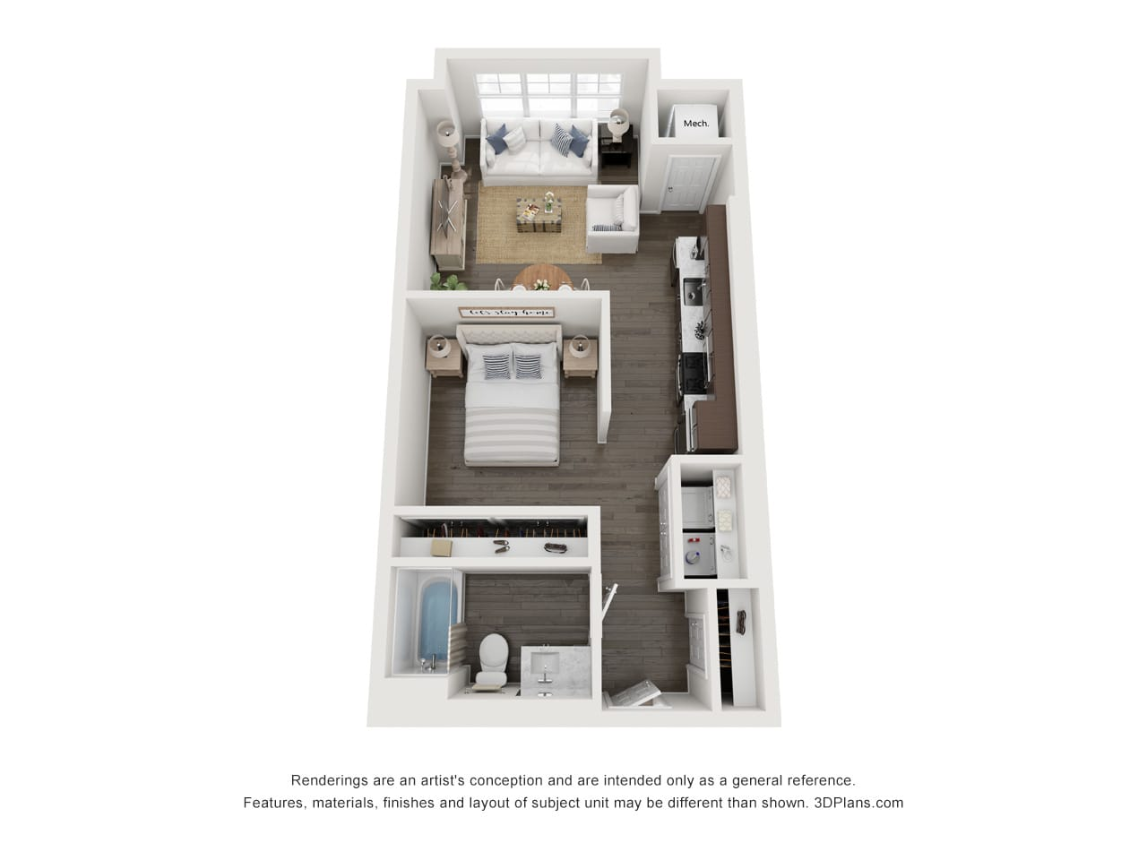 Fastest Studio Apartments House Plans