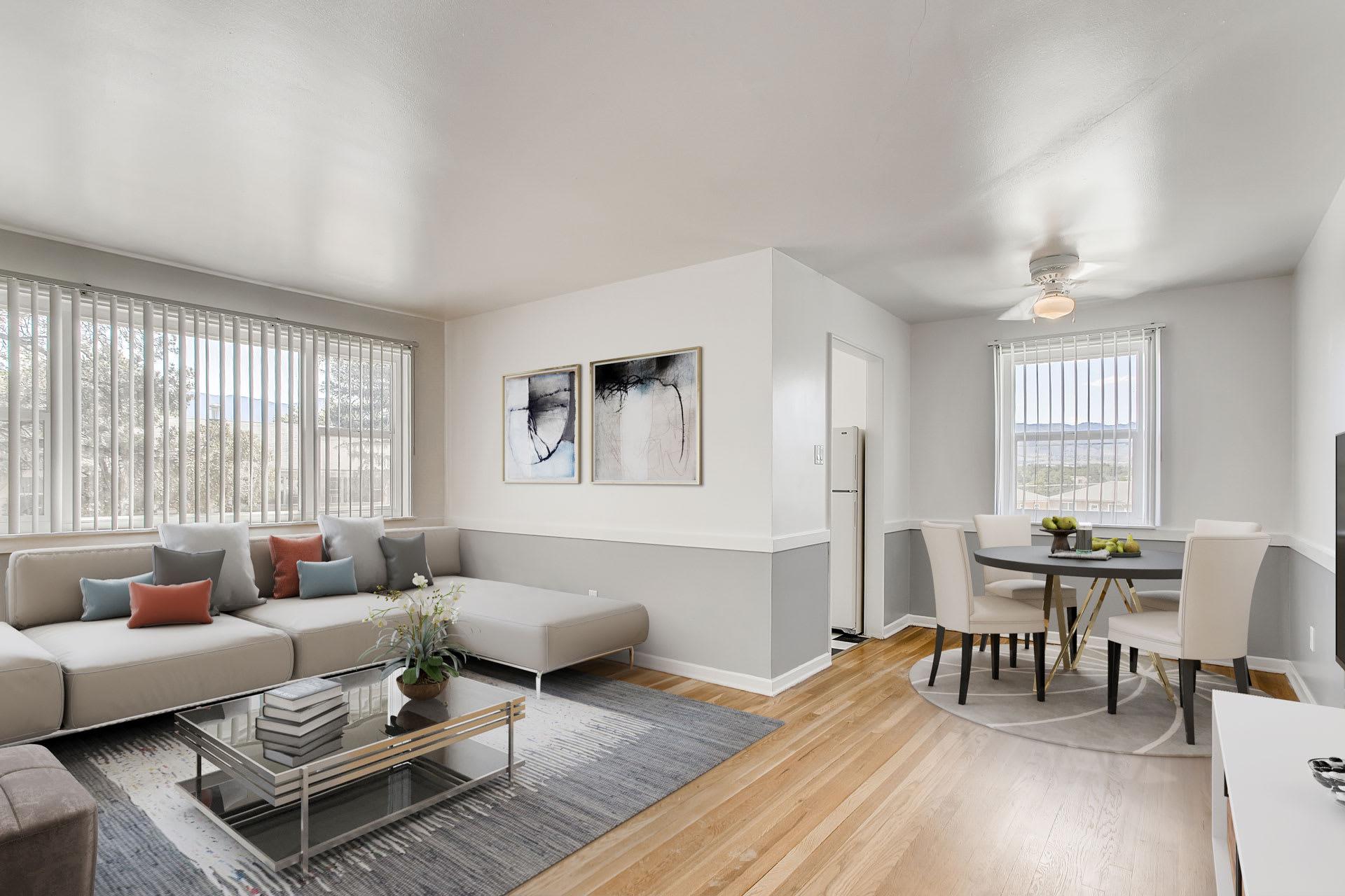 Palmer Park | Colorado Springs, CO Apartments | Virtual Living Room