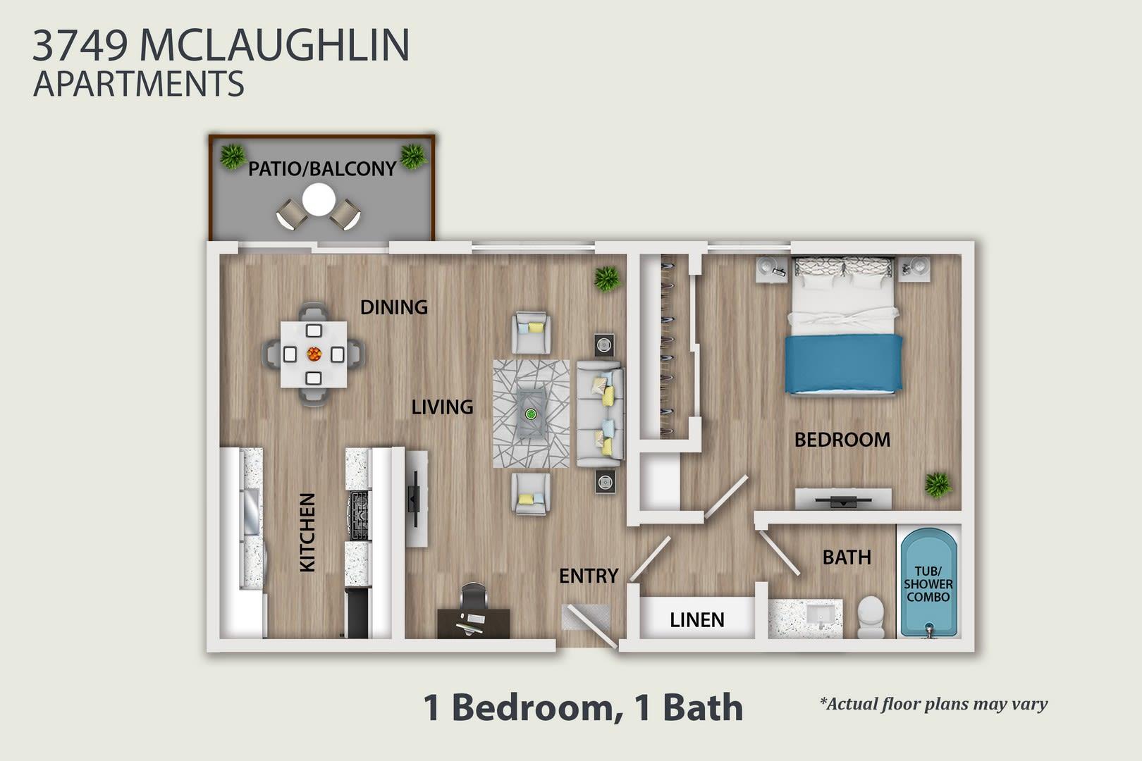 Floor Plans Of 3749 Mclaughlin Ave In Los Angeles Ca