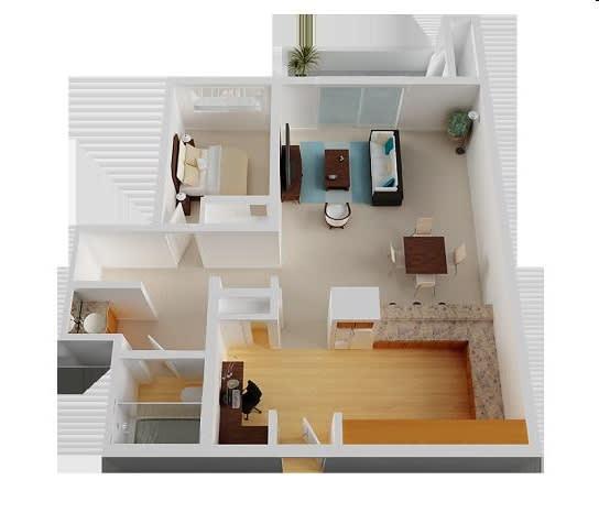 Studio 1 2 Bedroom Apartments In Walnut Creek Ca Castlewood